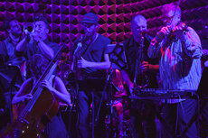 Mother Falcon Delights With Inventive Musical Earnestness at Joe's Pub